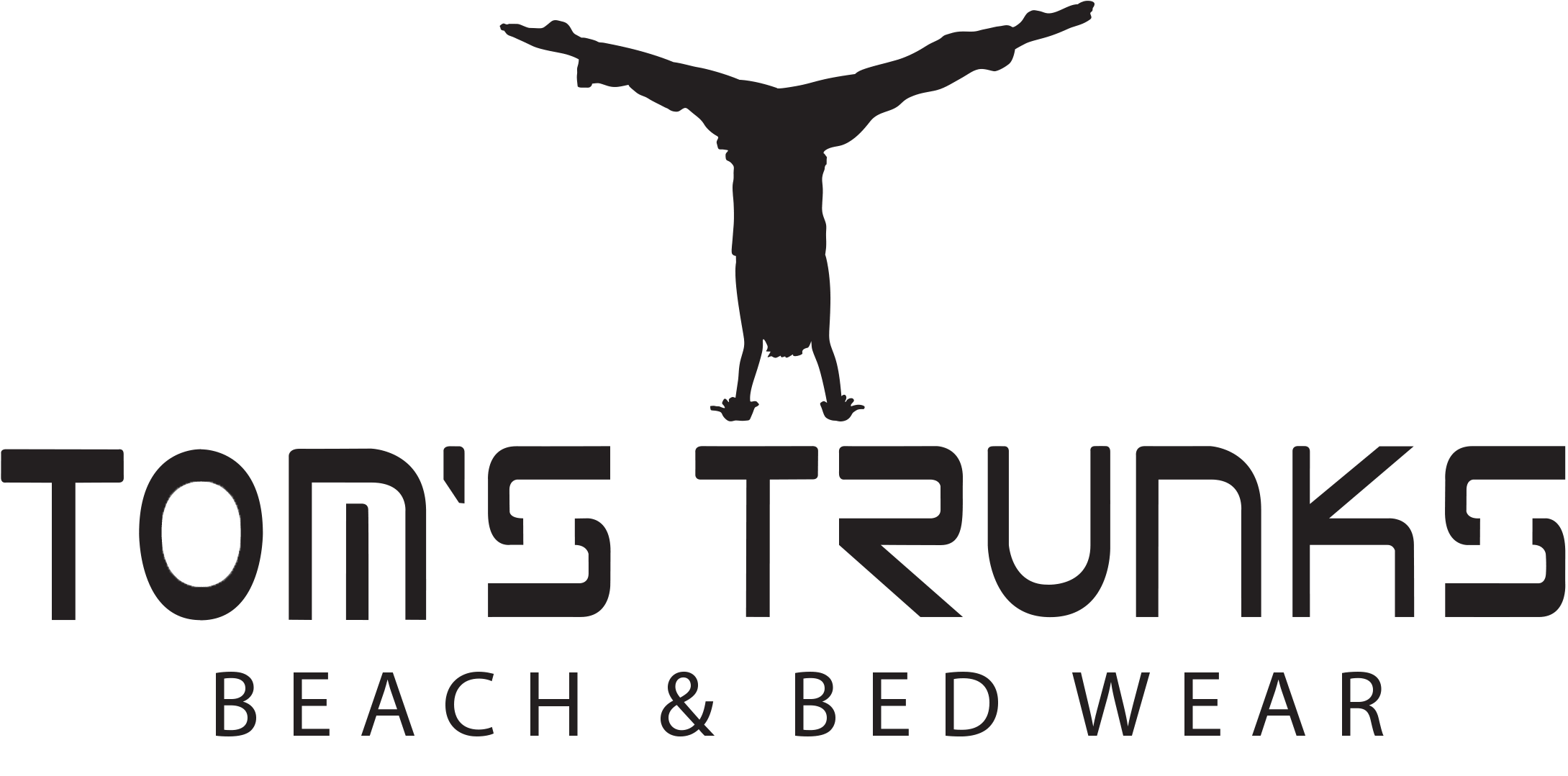 Black Tom's Trunks logo